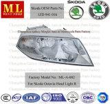 Ricambi auto dell'OEM di alta qualità con Head Lamp per Skoda Octavia From 2004 (OEM Parte no.: 1ZD 941 016)