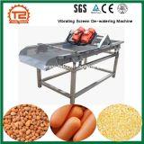 安い価格のための食糧装置の振動スクリーンの排水機械