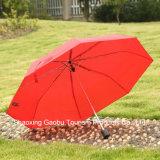 소형 3개의 겹 우산