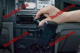 Caricatore senza fili del telefono mobile dell'automobile con l'adattatore Quick3.0 di RoHS per Samsung