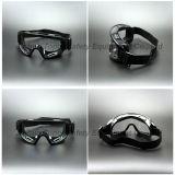 Bastidor de PVC rejillas de ventilación indirecta Gafas de seguridad (SG142)