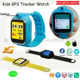 3G WiFi GPS Verfolger-Uhr mit Speicher ROM-4GB
