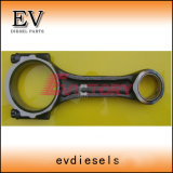 Apto para o motor Isuzu 6ele1-T 6ele1-TC 6 ele1tc 6ele1T 6ele1 Biela mancal de rolamento da biela definido
