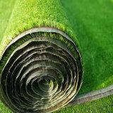 Fibras sintéticas em relva artificial para a paisagem, Campo Desportivo