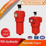 Venta caliente Cruz Hydac Filtro de aceite hidráulico de referencia