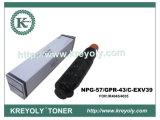 Qualitäts-Toner-Kassette für NPG-57/GPR-43/C-EXV39