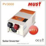 inverseur solaire de 3kw 24VDC avec le contrôleur de 40A MPPT