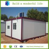 オーストラリアの拡張可能鉄骨フレームの難民キャンプの容器の工場価格の製造者