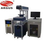 Argus machine de marquage au laser CO2 50W pour le bois de bambou de gravure de marbre