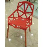 Großverkauf verwendeter Stuhl-stapelbarer Gaststätte-Plastikstuhl-im Freienstuhl