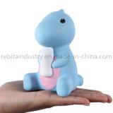 Kawaii Bébé doux parfumés dinosaure pu ralentir la hausse Squishies Squeeze Toy