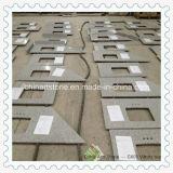 Chinese Klassieke Witte Countertop van de Keuken van het Graniet