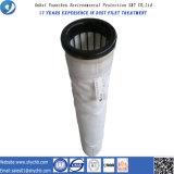 Filter van de Zak van de Polyester van de goede Kwaliteit de Naald Gevoelde voor de Installatie van het Cement