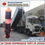 Kipper-multi Stadiums-teleskopischer Hydrozylinder für Kipper