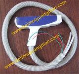 Il pezzo meccanico di bellezza della maniglia di IPL della maniglia del laser sceglie maniglia per rimozione dei capelli con le punte di prezzi di fabbrica 3