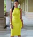 サイズの女性のセクシーな細くの服とOEM 7カラー