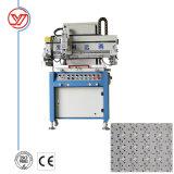 Mini máquina da imprensa de impressão da tela lisa com a tabela da sução do vácuo