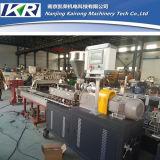 Máquina plástica dos grânulo do laboratório mínimo da capacidade Tse-20