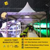 Tienda de cabaña blanca de la azotea los 3X3m para la venta (hy005b)
