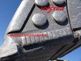 Knopen van de Slijtage van het Ijzer van de Staven van de Slijtage van de Slijtage van Bi=Metallic de Delen Gelamineerde Witte