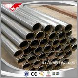 Tianjin 중국에 있는 기름을 바르는 까만 그려진 ERW 탄소 Ms 강관 Manufacturered