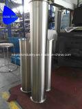 """8 """" tubo sanitario dell'acciaio inossidabile 304 del morsetto del tubo tri della bobina"""