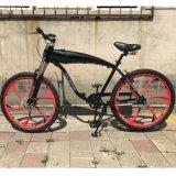 La VAHPC 26 pouces avec Vélo Mag roues motorisés, 2.4L gaz châssis, moteur à essence, Accessoires de vélo Vélo
