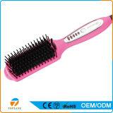 Elétrica Comb Hair Styling Ferramenta Cerâmica Alisador de cabelo escova elétrica pente de cabelo