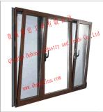 Окно австралийского стандартного термально пролома алюминиевое/алюминиевое окно