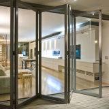 알루미늄 접게된 문 및 Windows (비스무트 접히는 문 및 Windows)