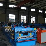 Feuille galvanisée de toit de fer faisant la machine à partir du bon prix de la Chine