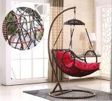 Silla del oscilación de la silla de los muebles caseros coloridos del balcón Niza