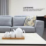 가정 가구를 위해 놓이는 조정가능한 코너 직물 소파