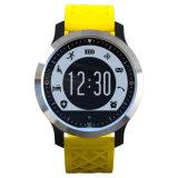 Gelbert Bluetooth podómetro del ritmo cardíaco inteligente reloj del deporte