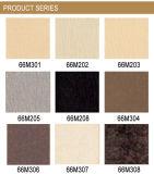 azulejo de suelo de cerámica de la pared de la porcelana rústica de piedra gris 24X24 (66M206)