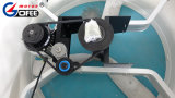 Ventilatore assiale del cono della vetroresina dell'alto flusso d'aria dell'isolamento F 0.37kw per la serra