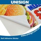 차 포장 비닐 중합 비닐 스티커