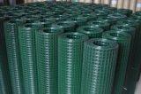PVCによって塗られる電流を通された溶接された網