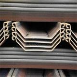 Formados a Frio 572-60 ASTM tipo U pilha de folhas de aço de 9 m