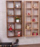 Home Furniture Épicerie Rack de rangement Étagères en bois Rack de rangement