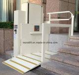 Лучший продавец гидравлический вертикальный инвалидной коляске подъемной платформы для инвалидов