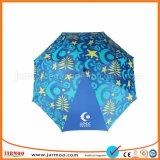 질 똑바른 샤프트 EVA 손잡이 골프 우산