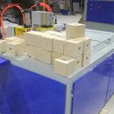 Komprimierter Sägemehl-Block, der Maschine für hölzernen Ladeplatten-Fuss-Block herstellt