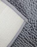 Роскошная циновка синеля квадрата ковра тканья настила Microfiber домашняя