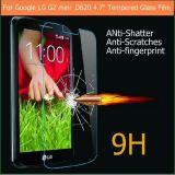 Ultra-Thin 2.5D Premium Tempered Glass Anti-Shatter Protecteur d'écran Film de protection pour LG All Series Mobile Phone