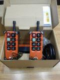Het Controlemechanisme F21-6s van het Voltage AC/DC 18-65V 65-440V Radio Remote van de brede Waaier