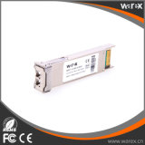 A CISCO XFP-10GZR-OC192LR compatível 10GBase Ethernet e OC-192/STM-64/10G SONET LR2 LC, 80 Km, 1550 nm transceiver XFP