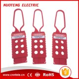 Non-Conductive Nylon Plastic Electrical Safety Lockout Moraillon
