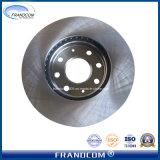 Pièces Auto ligne de production de frein à disque Disque de frein de disque de frein