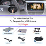 Android Navigation System with Video Inputs for 2014 Peugeot-2008/208/508/408